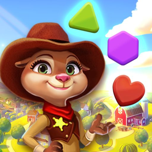 Download Game Gardenscapes Mod Apk Unlimited Stars: Towntopia (MOD, Unlimited Lives/Moves)